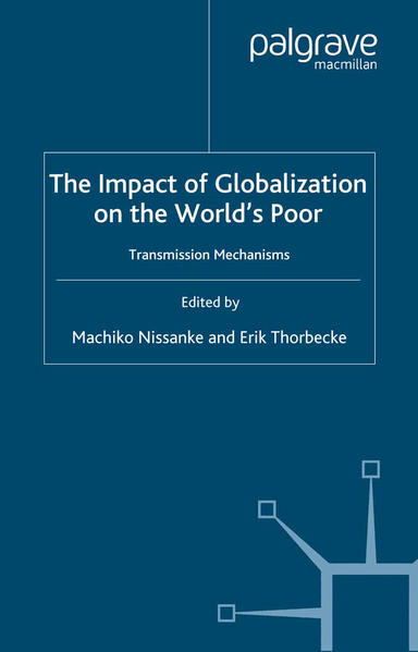 The Impact of Globalization on the World's Poor - Coverbild