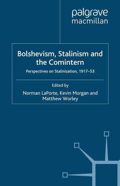 Bolshevism, Stalinism and the Comintern - Coverbild