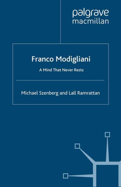 Franco Modigliani - Coverbild