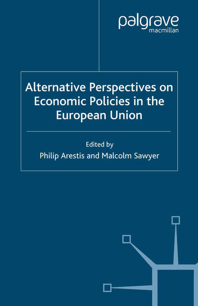 Alternative Perspectives on Economic Policies in the European Union - Coverbild