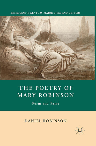 The Poetry of Mary Robinson - Coverbild