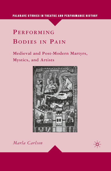 Performing Bodies in Pain - Coverbild