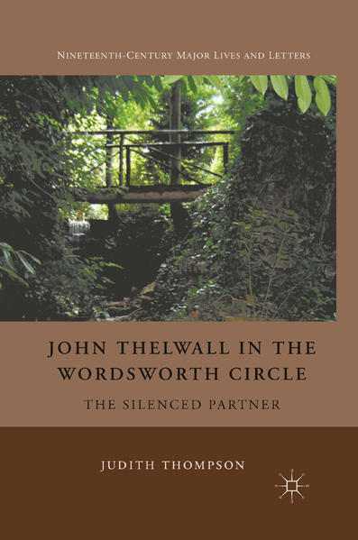 John Thelwall in the Wordsworth Circle - Coverbild