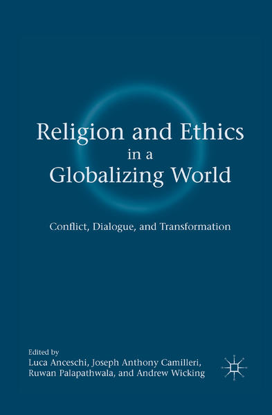 Religion and Ethics in a Globalizing World - Coverbild