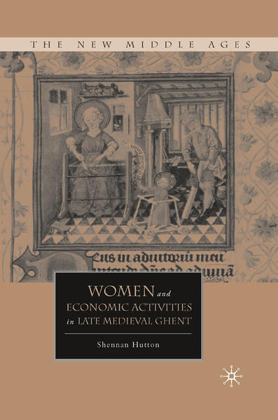 Women and Economic Activities in Late Medieval Ghent - Coverbild