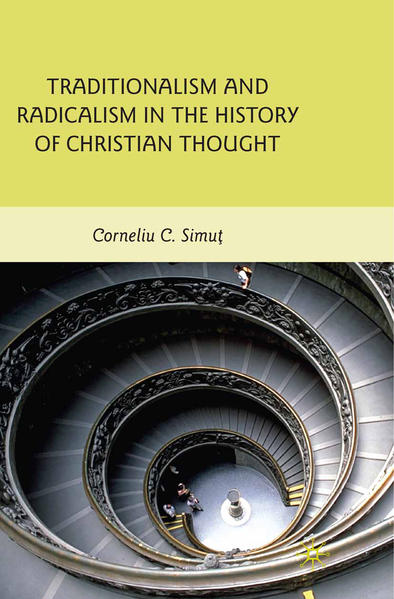 Traditionalism and Radicalism in the History of Christian Thought - Coverbild