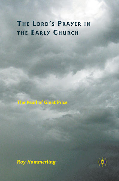 The Lord's Prayer in the Early Church - Coverbild