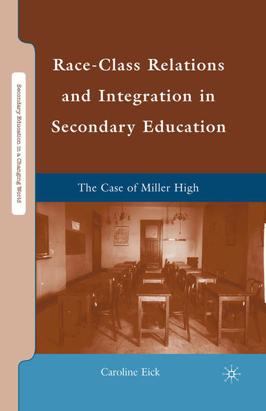 Race-Class Relations and Integration in Secondary Education - Coverbild