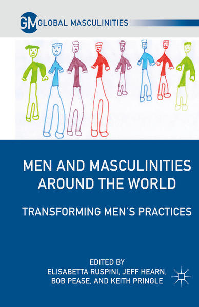 Men and Masculinities Around the World - Coverbild