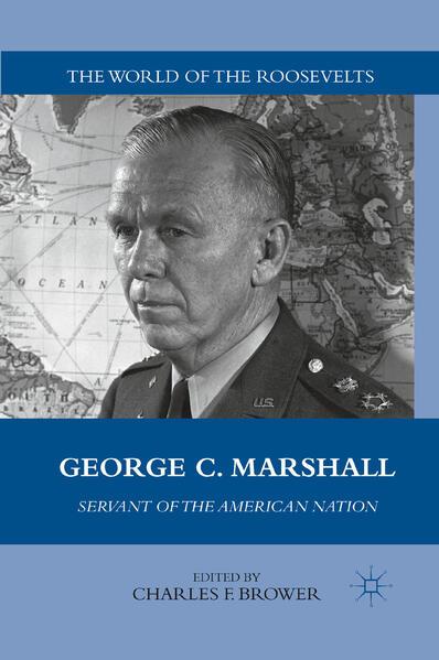 George C. Marshall - Coverbild