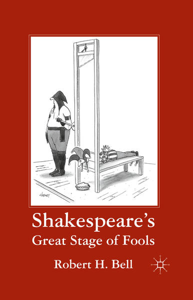 Shakespeare's Great Stage of Fools - Coverbild