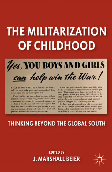 The Militarization of Childhood - Coverbild