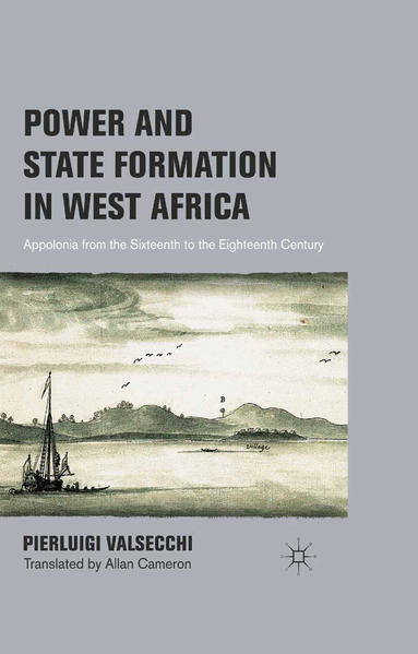 Power and State Formation in West Africa - Coverbild