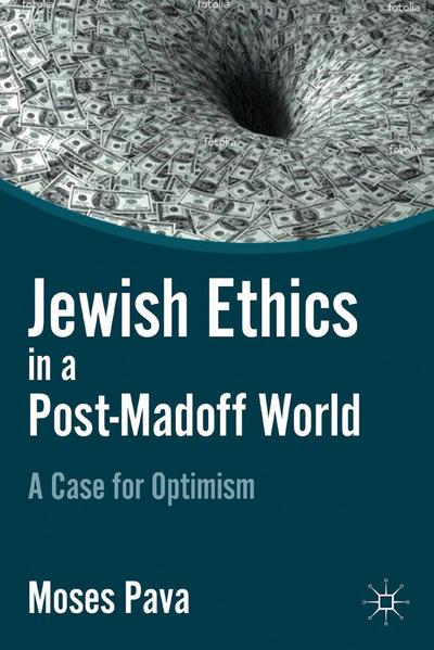 Jewish Ethics in a Post-Madoff World - Coverbild
