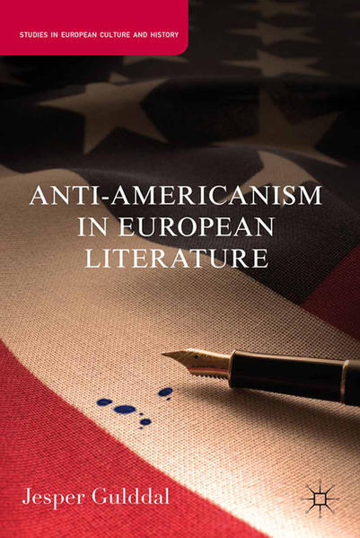 Anti-Americanism in European Literature - Coverbild