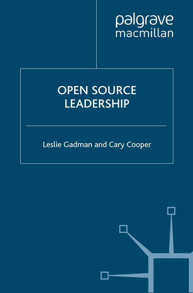 Open Source Leadership - Coverbild