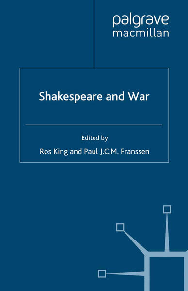 Shakespeare and War - Coverbild