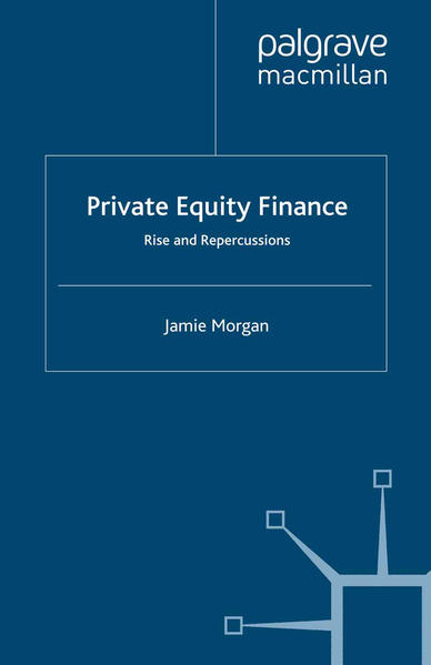 Private Equity Finance - Coverbild