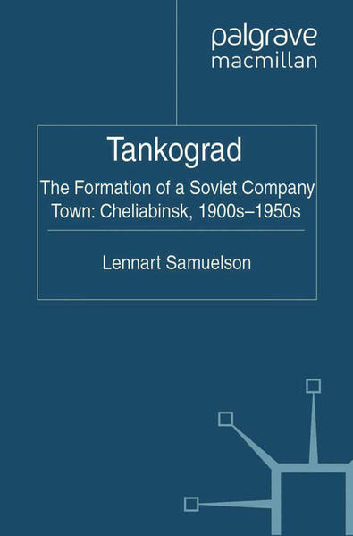 Tankograd - Coverbild