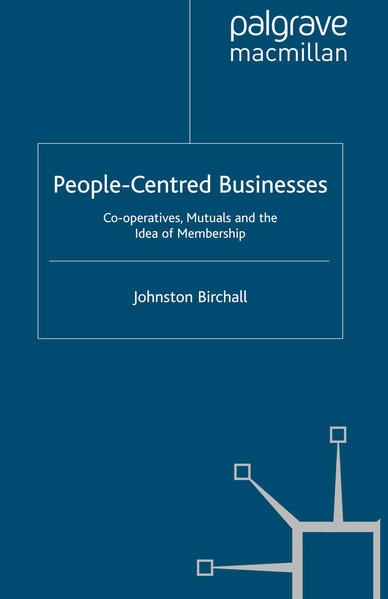 People-Centred Businesses - Coverbild