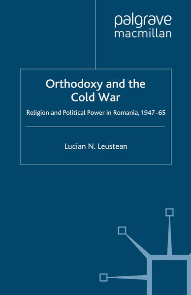 Orthodoxy and the Cold War - Coverbild