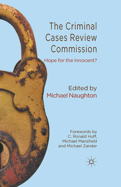The Criminal Cases Review Commission - Coverbild