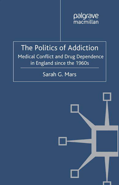 The Politics of Addiction - Coverbild