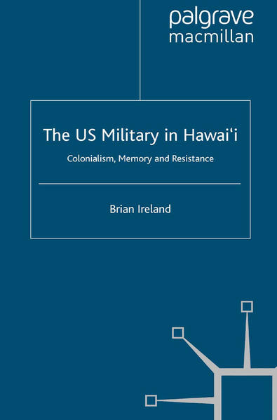 The US Military in Hawai'i - Coverbild