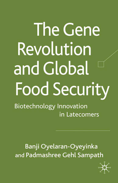The Gene Revolution and Global Food Security - Coverbild