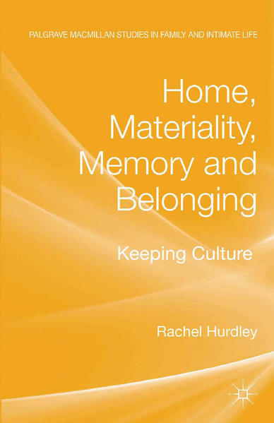 Home, Materiality, Memory and Belonging - Coverbild