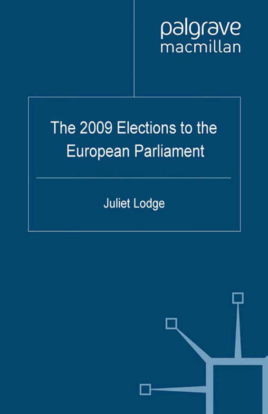 The 2009 Elections to the European Parliament - Coverbild