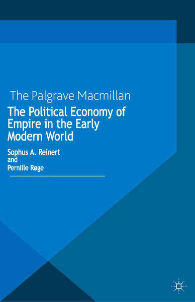 The Political Economy of Empire in the Early Modern World - Coverbild