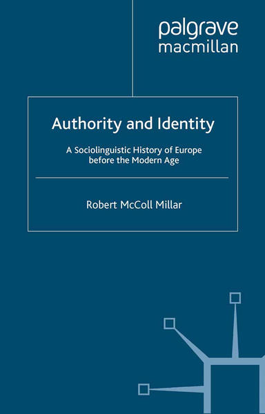 Authority and Identity - Coverbild