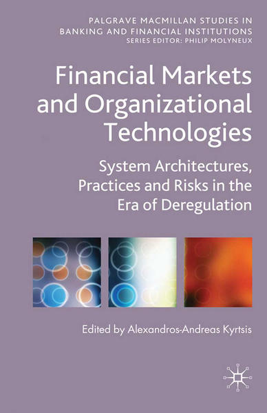 Financial Markets and Organizational Technologies - Coverbild