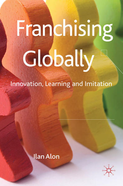 Franchising Globally - Coverbild