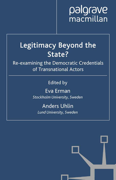 Legitimacy Beyond the State? - Coverbild