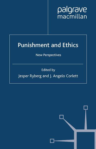 Punishment and Ethics - Coverbild