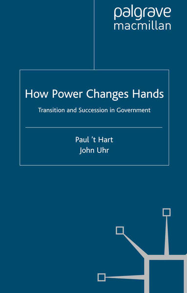 How Power Changes Hands - Coverbild