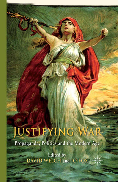 Justifying War - Coverbild