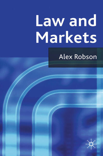 Law and Markets - Coverbild