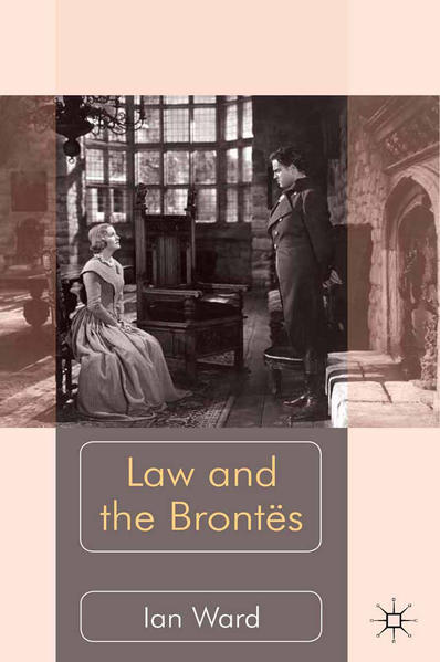 Law and the Brontës - Coverbild