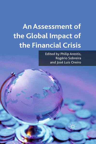 An Assessment of the Global Impact of the Financial Crisis - Coverbild