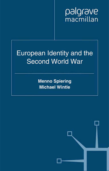 European Identity and the Second World War - Coverbild