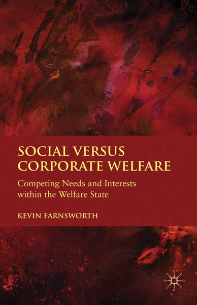 Social versus Corporate Welfare - Coverbild