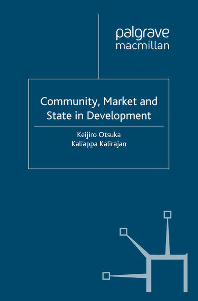 Community, Market and State in Development - Coverbild