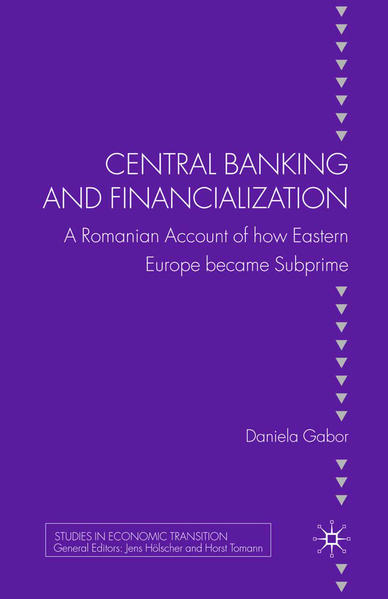 Central Banking and Financialization - Coverbild