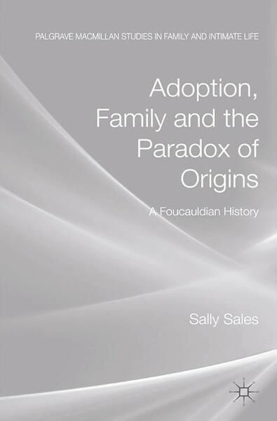 Adoption, Family and the Paradox of Origins - Coverbild