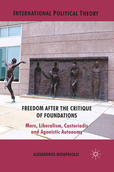 Freedom After the Critique of Foundations - Coverbild