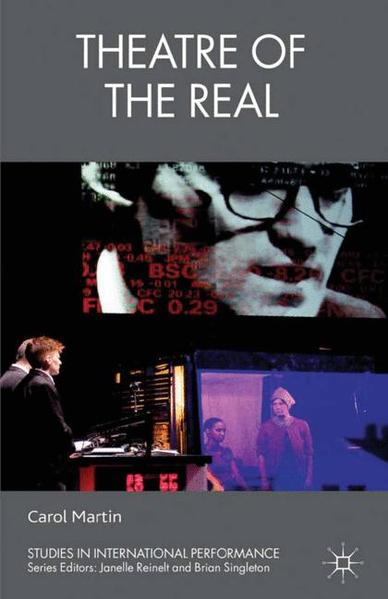 Theatre of the Real - Coverbild