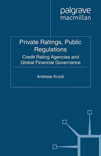 Private Ratings, Public Regulations - Coverbild